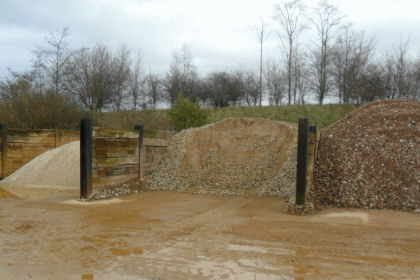 our large range of aggregates